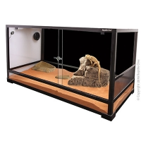 RTF-900S Terrarium Glass (sliding Doors)