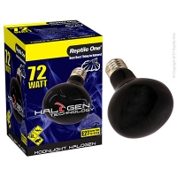 Halogen Heat Lamp - Moonlight 72W