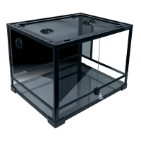 RTF-600H Terrarium Glass (hinged Doors)