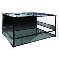 RTF-900ST Terrarium Glass (sliding Doors)