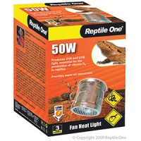 Reptile Fan Heater 50W