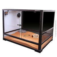 RTF-600S Terrarium Glass (sliding Doors)