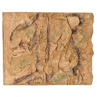 CopiRock PU Background Joinable River Clay 60 X 48cm