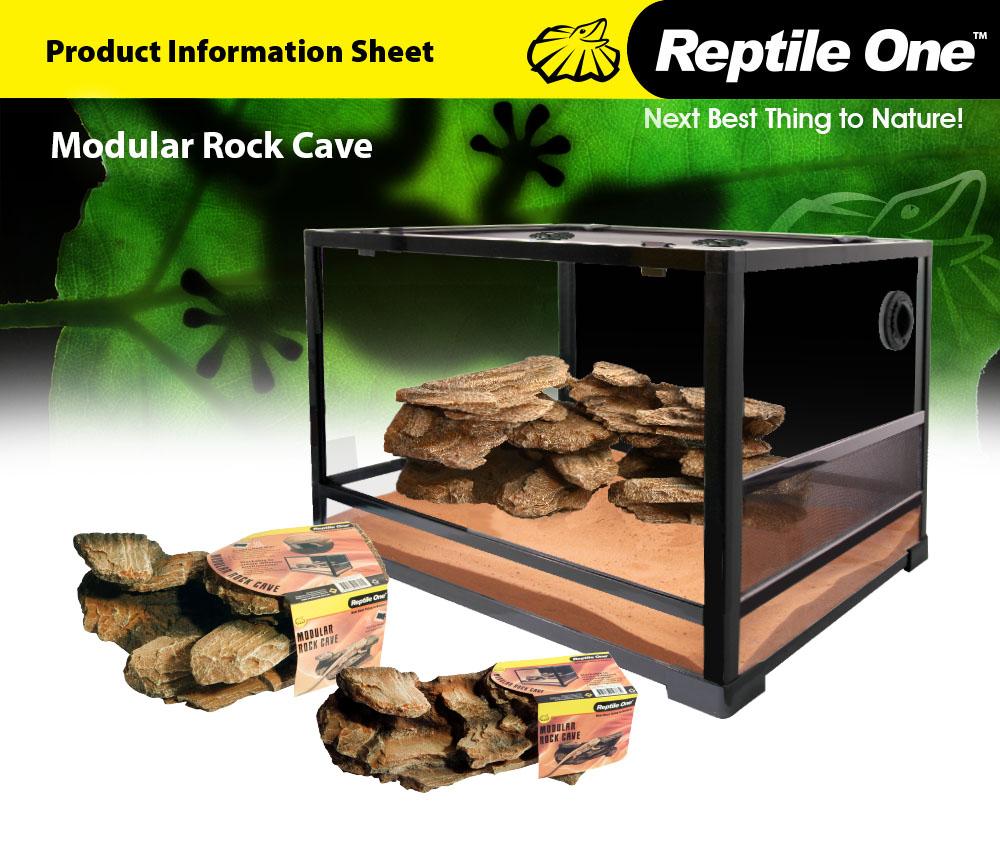 Modular Rock Cave
