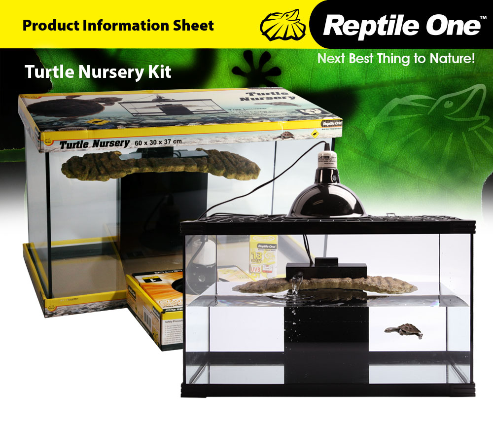 Turtle Nursery Kit