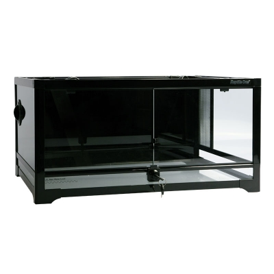 RTF-600HL Glasss Hinged Door Terrarium